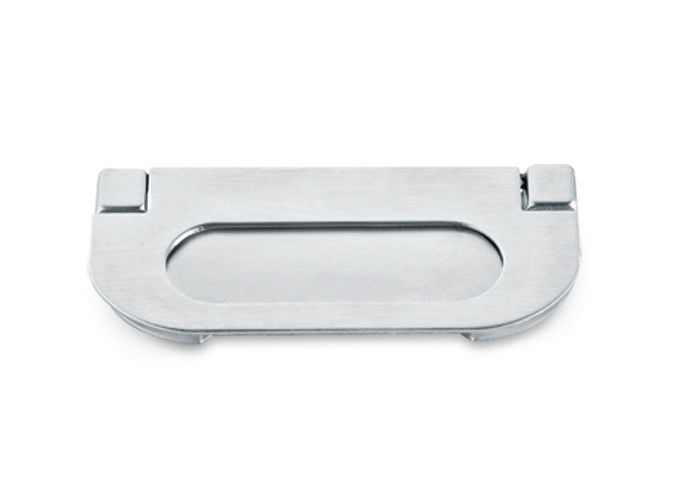 Furniture hardware decoration cabinet knob stainless steel handle cover 36 80mm.