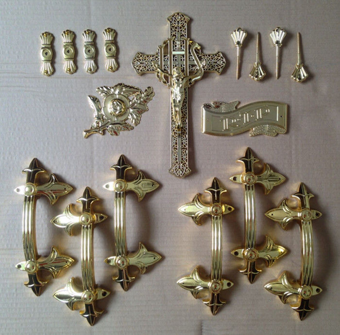 International Coffin 100Sets Casket Handle Hardware